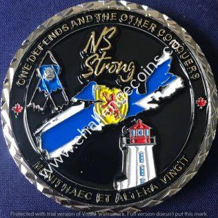 RCMP Generic Nova Scotia Strong