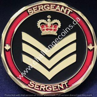 RCMP Generic - RCMP Logo Sergeant