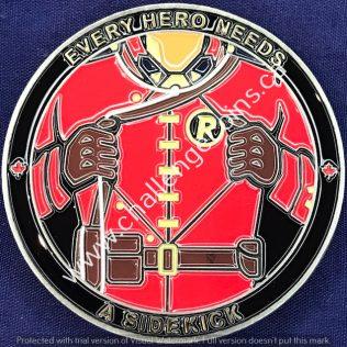 RCMP Generic Robin