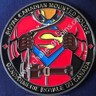 RCMP Generic Spyderman