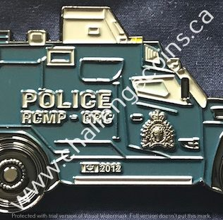 RCMP Generic - Tactical Armoured Vehicle TAV
