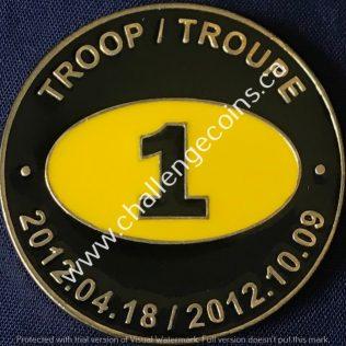 RCMP Generic Troop 1 2012