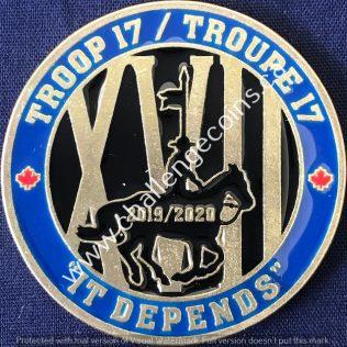 RCMP Generic Troop 17 2019