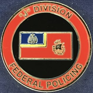 RCMP J Division - Federal Policing