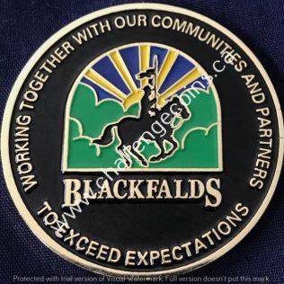 RCMP K Division - Blackfalds Detachment