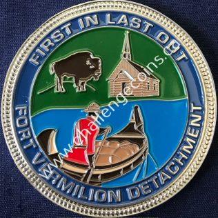 RCMP K Division Fort Vermilion Detachment