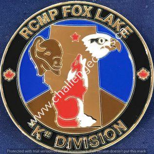 RCMP K Division - Fox Lake Detachment