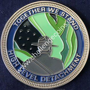 RCMP K Division High Level Detachment