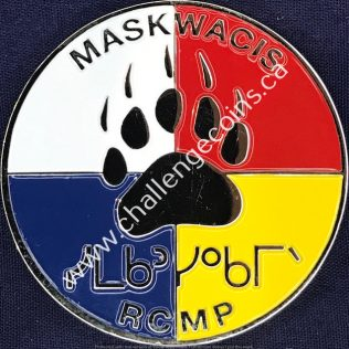 RCMP K Division - Maskwacis  Detachment