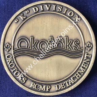 RCMP K Division - Okotoks Detachment