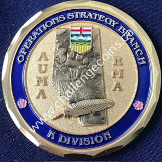 RCMP K Division - Operations Strategy Branch