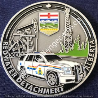 RCMP K Division Redwater Detachment
