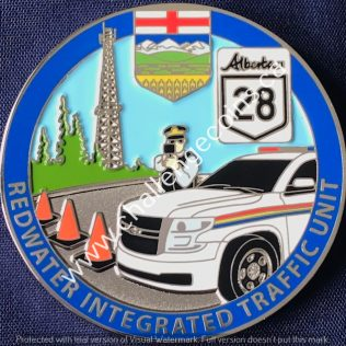RCMP K Division - Redwater Integrated Traffic Unit