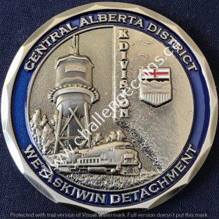 RCMP K Division Wetaskiwin Detachment