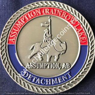 RCMP NHQ - Assumption Detachment