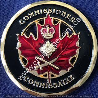 RCMP NHQ Commissioner Black 2020