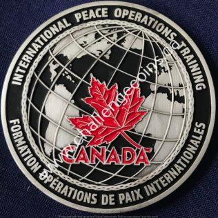 RCMP NHQ International Peace Operations Training