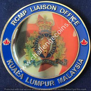 RCMP NHQ Liaison Office Kuala Lumpur Malaysia