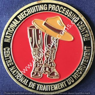 RCMP NHQ National Recruiting Processing Centre