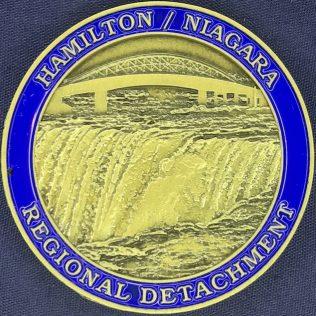 RCMP O Division - Hamilton Niagara Regional Detachment