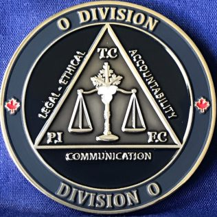 RCMP O Division - Office of Investigative Standards and Practices