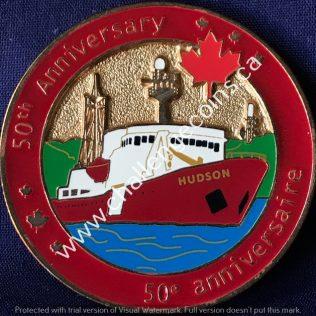 Canadian Coast Guard - 50th Anniversary Hudson