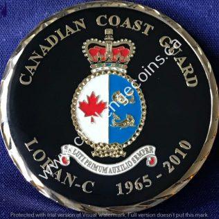 Canadian Coast Guard - Canadian Loran C 1965-2010