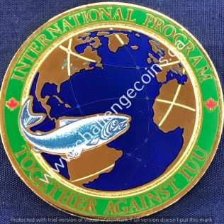 Fisheries and Oceans Canada International Program