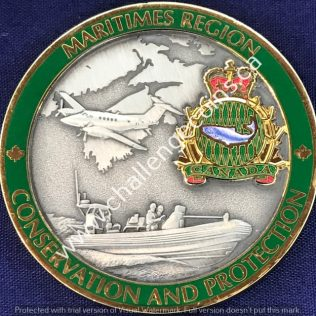 Fisheries and Oceans Canada Maritimes Region Offshore Surveillance Operations