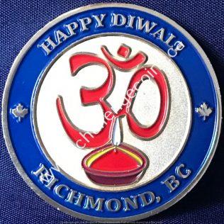 RCMP E Division - Richmond Detachment Happy Diwali