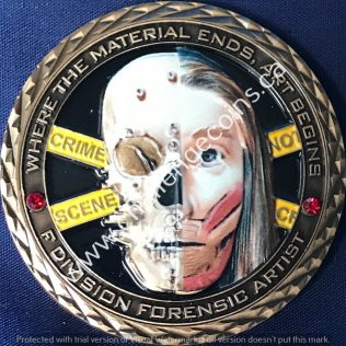 RCMP F Division - Forensic Artist Serie 3 of 3