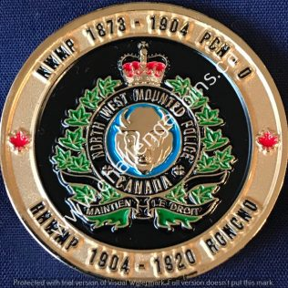 RCMP Generic - Celebrating 100 years as the RCMP 2