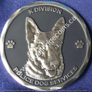RCMP K Division - Police Dog Service