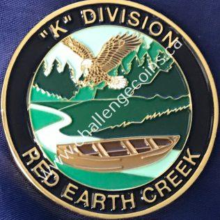 RCMP K Division - Red Earth Creek Detachment Colour