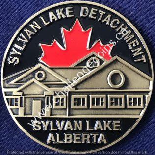 RCMP K Division - Sylvan Lake Detachment