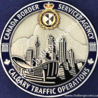 Canada Border Services Agency CBSA - Calgary Traffic Operations Covid-19 2