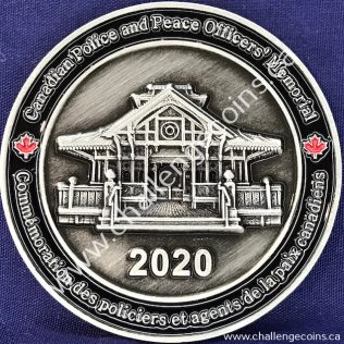 Canada Border Services Agency CBSA - Canadian Police and Peace Officers Memorial