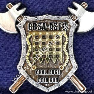 Canada Border Services Agency CBSA - Challenge Coin Hub