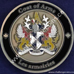 Canada Border Services Agency CBSA - Coat of Arms
