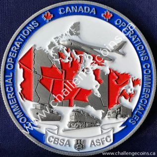 Canada Border Services Agency CBSA - Commercial Operations