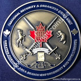 Canada Border Services Agency CBSA - GTA National Security and Organized Crime Unit