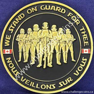 Canada Border Services Agency CBSA - IEOD Quebec Region Gold