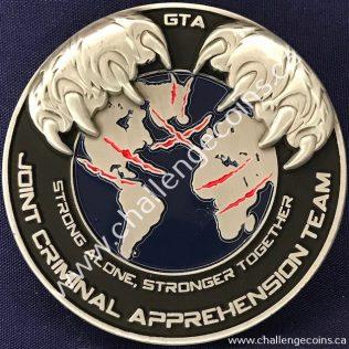Canada Border Services Agency CBSA - Inland Enforcement Joint Criminal Apprehension Team