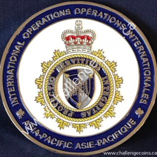Canada Border Services Agency CBSA - International Operations Asia Pacific