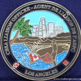 Canada Border Services Agency CBSA - Liaison Officer Los Angeles