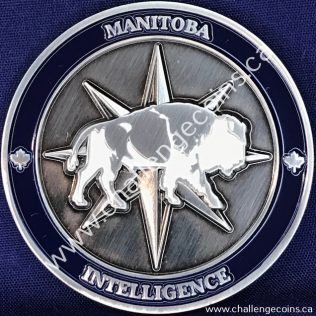 Canada Border Services Agency CBSA - Manitoba Intelligence White