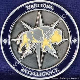 Canada Border Services Agency CBSA - Manitoba Intelligence Yellow