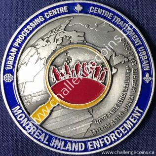 Canada Border Services Agency CBSA - Montreal Inland Enforcement