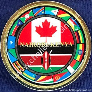 Canada Border Services Agency CBSA - Nairobi Kenya