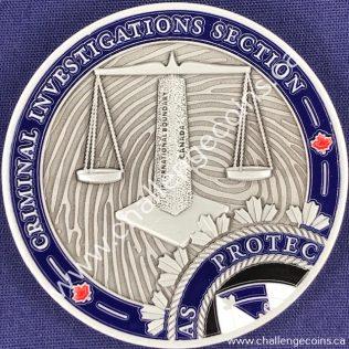 Canada Border Services Agency CBSA - Pacific Region Criminal Investigation Section